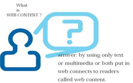 what is webcontent